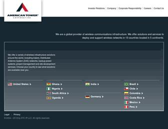 Thumbshot of Americantower.com