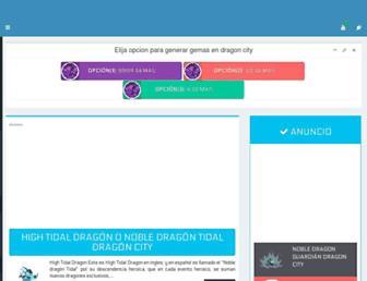 tool-dragoncity.com screenshot