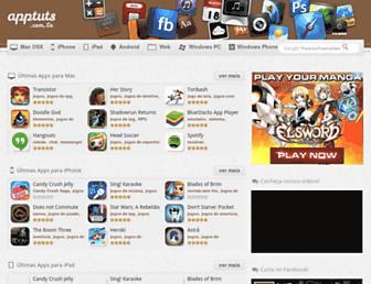 apptuts.com.br screenshot