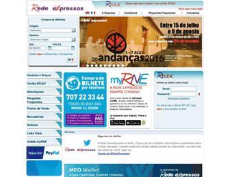 Thumbshot of Rede-expressos.pt