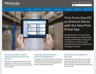 www2.seagullscientific.com screenshot