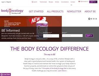 Thumbshot of Bodyecology.com