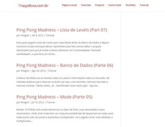 thiagorosa.com.br screenshot