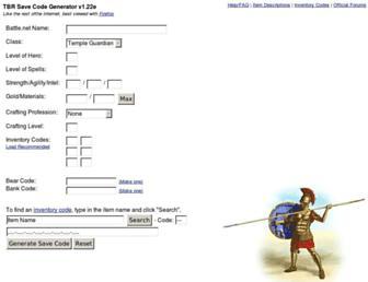 blackroad.50webs.com screenshot