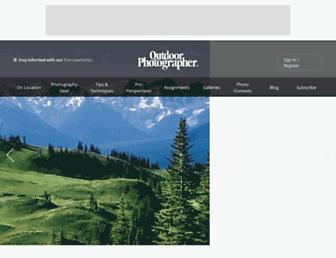 outdoorphotographer.com screenshot