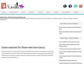 fsquarefashion.com screenshot