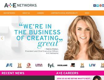 aenetworks.com screenshot