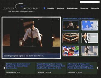 lanermuchin.com screenshot