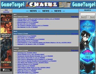 gametarget.net screenshot