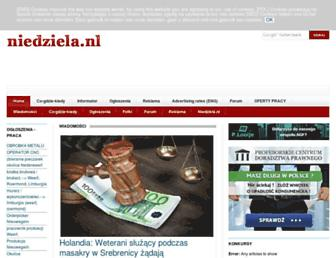 niedziela.nl screenshot