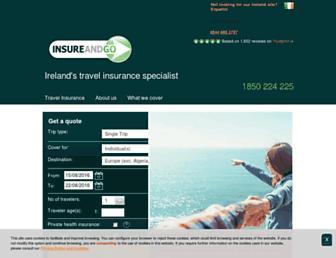 insureandgo.ie screenshot