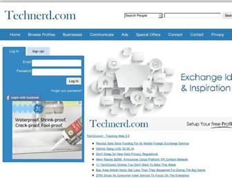 Thumbshot of Technerd.com