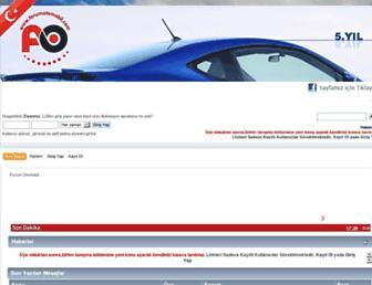 Thumbshot of Forumotomobil.com