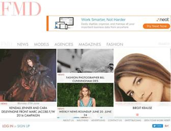 Thumbshot of Fashionmodeldirectory.com