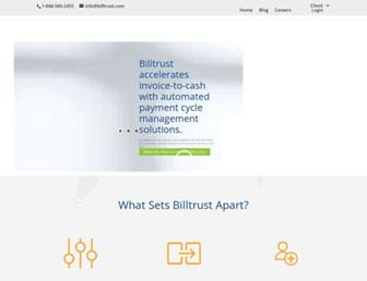 Thumbshot of Billtrust.com