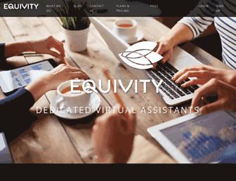 equivityva.com screenshot