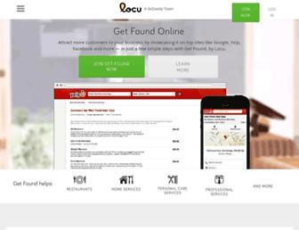 Thumbshot of Locu.com