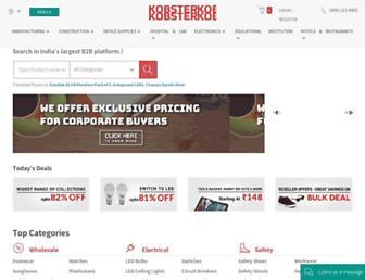 kobster.com screenshot