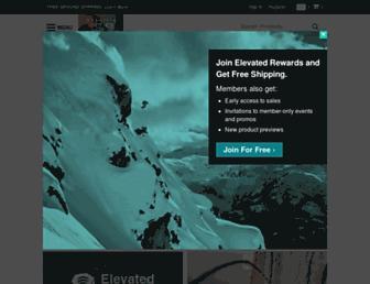 Thumbshot of Mountainhardwear.com