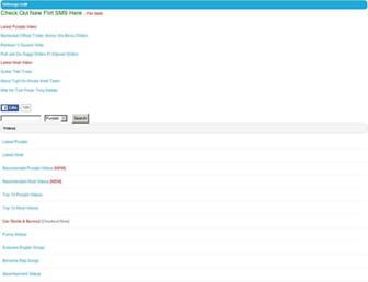 hdsongz.com screenshot