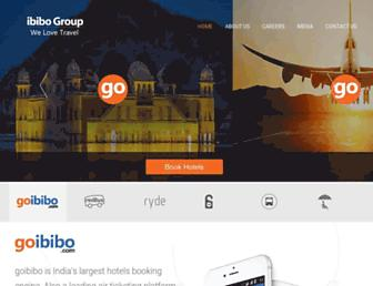 Thumbshot of Ibibo.com