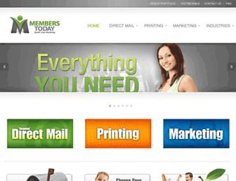 memberstoday.com screenshot