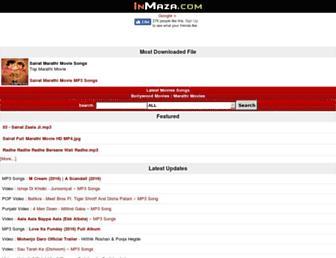 m.inmaza.com screenshot