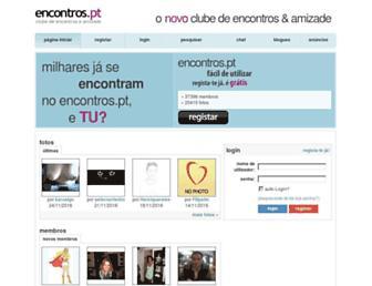 encontros.pt screenshot
