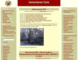 Main page screenshot of en.heidi-barathieu-brun.ch