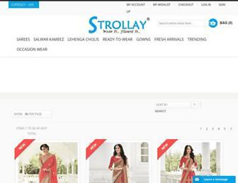 Thumbshot of Strollay.com