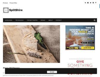 Thumbshot of Splitshire.com
