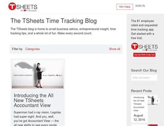 blog.tsheets.com screenshot