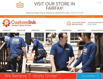Thumbshot of Customink.com