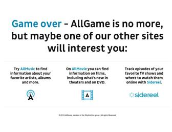 allgame.com screenshot