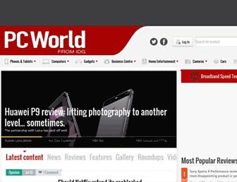 pcworld.idg.com.au screenshot