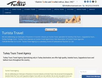 Thumbshot of Turistatravel.com