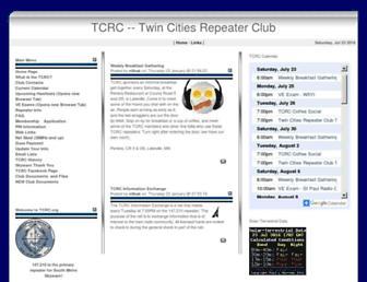 tcrc.org screenshot