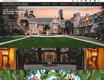 Thumbshot of Hiltonhyland.com