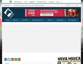 movimentocountry.com screenshot