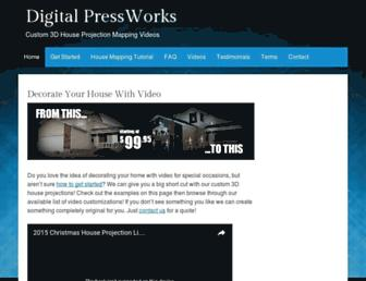 digitalpressworks.com screenshot