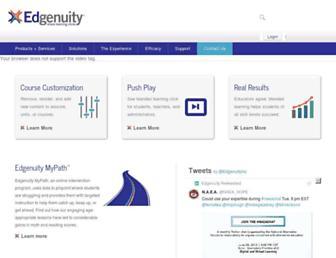 edgenuity.com screenshot