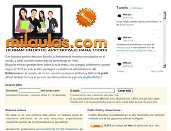 Thumbshot of Milaulas.com