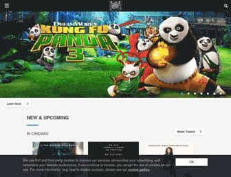 fox.co.uk screenshot