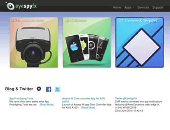 eyespyfx.com screenshot
