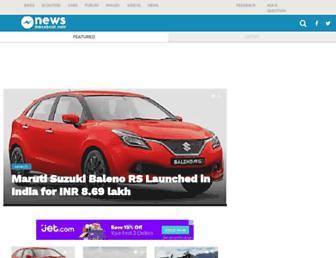news.maxabout.com screenshot