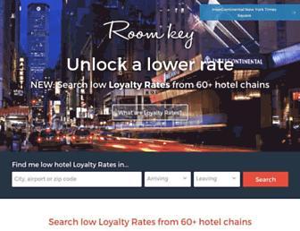 Thumbshot of Roomkey.com