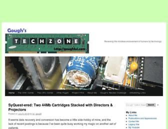 goughlui.com screenshot