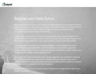 belgeler.com screenshot