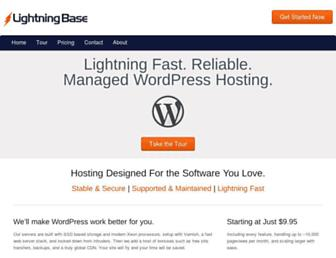 Thumbshot of Lightningbase.com