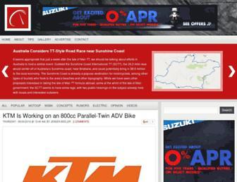 Thumbshot of Asphaltandrubber.com